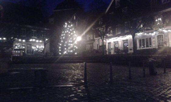 Weihnachtsbaum 2013 (Nacht)