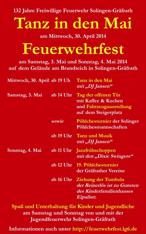 Feuerwehrfest2014